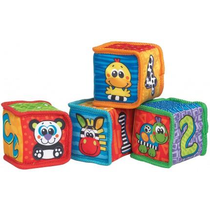 Grip 'n' Stack Soft Blocks