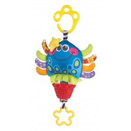 Musical Pullstring Octopus