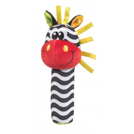 Jungle Squeaker Zebra