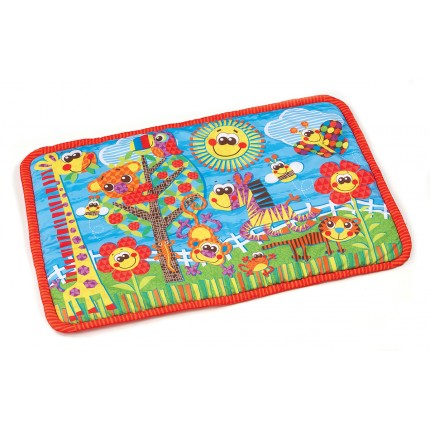 Sunny Safari Travel Play Mat