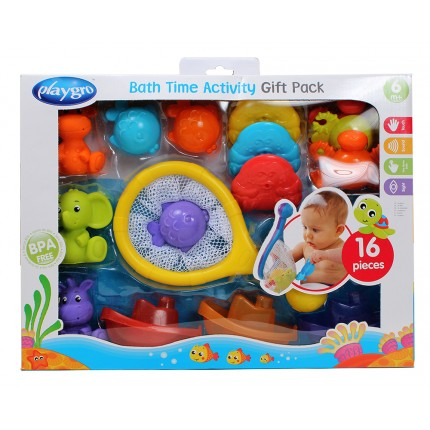 Bath Time Activity Pack