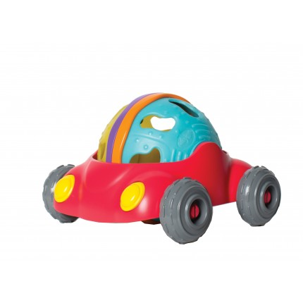 Junyju Rattle and Roll Car