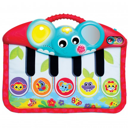 Music and Lights Piano and Kick Pad