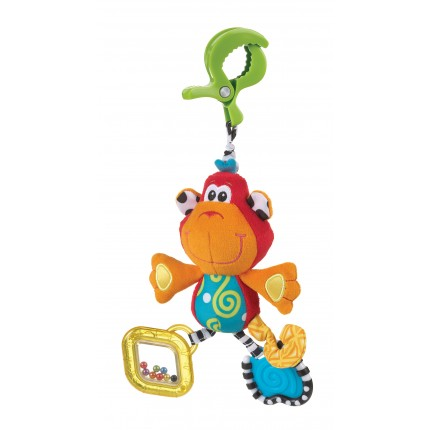 Dingly Dangly Curly the Monkey