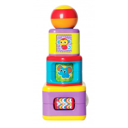Stacking Activity Tower