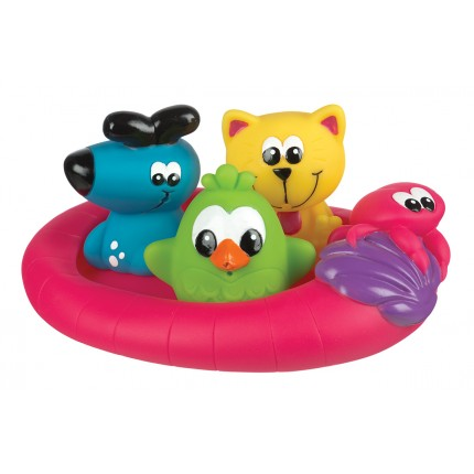 Floating Friends Squirtees